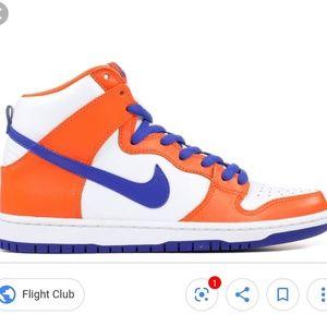 Nike SB Dunk High Danny Supa with Jordan Box
